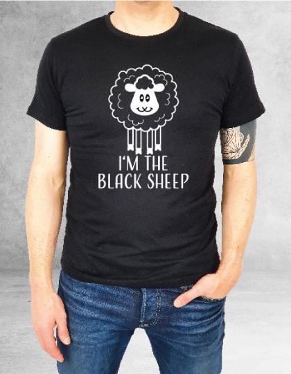 I'm the black sheep