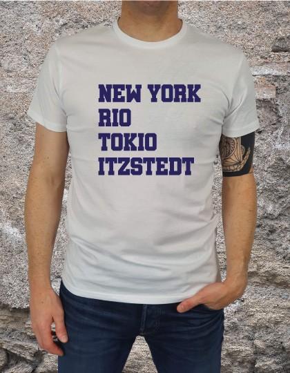 New York • Rio • Dein Dorf