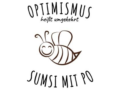 Optimismus - Sumsi mit Po