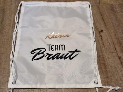 Team Braut - Gymsac